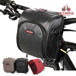 시티형백 1.8리터 X2012 자전거 핸들바 가방