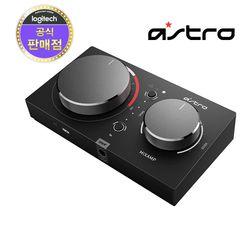 로지텍코리아 MixAmp Pro TR 4세대 7.1CH 사운드카드