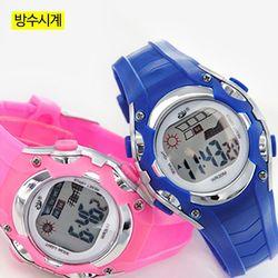 어린이시계 방수전자시계 스포츠시계 AO-1230A(방수)