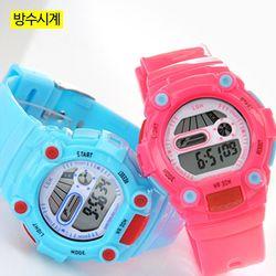 어린이시계 방수전자시계 스포츠시계 MZ-2069A(방수)