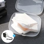 [무료배송] 아야 휴대용 항균 마스크 보관케이스 + 마스크 스트랩