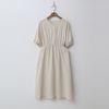 Linen Cotton Alana Dress