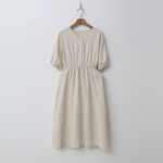 Linen Cotton Alana Dress