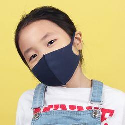 유아동용 3D입체 데일리 쿨 항균 마스크 3장+필터20매
