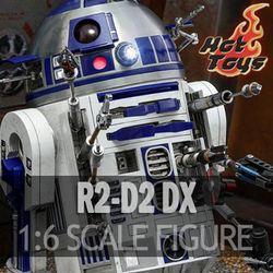 [국내배송/핫토이] 스타워즈 R2-D2 디럭스 버젼 1:6 피규어 MMS511