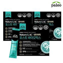 팔레오 네이처락 포스트 바이오틱스 3박스 (2.5g x 90포)
