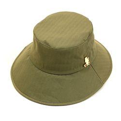 Side Thunder Khaki Over Bucket Hat