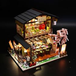 [adico]DIY 미니어처 풀하우스 - 초밥집