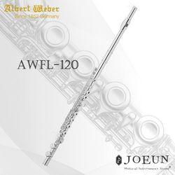 [알버트웨버] 영창 플룻 AWFL-120 입문교육용 MD추천