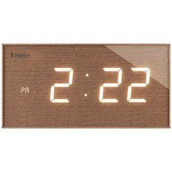 Lunaris전파FM 클래식벽시계 연장케이블 포함 42x21cm