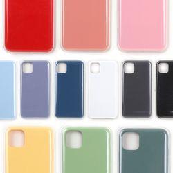 아이폰11 PRO MAX XS 오리지널 컬러 실리콘케이스