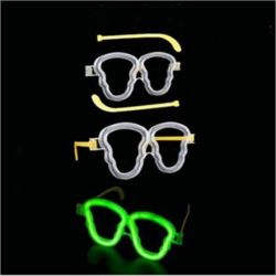 파티 클럽 콘서트 악세사리 안경 WC062 스컬프레임