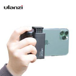 울란지 CapGrip 블루투스 휴대폰카메라 셔터 핸드그립