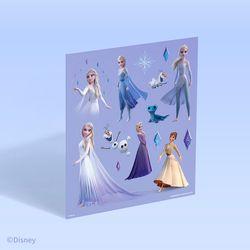[디즈니] 빅 포인트 스티커 - 겨울왕국 2