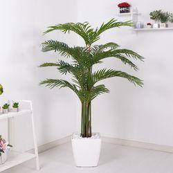 아레카팜트리set 180cmKO (4-4) 조화 나무 FREOFT