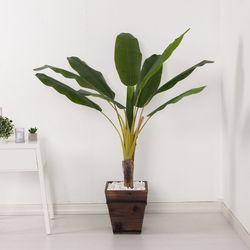 바나나트리set 125cmKO(2-2) 조화 나무 인조 FREOFT