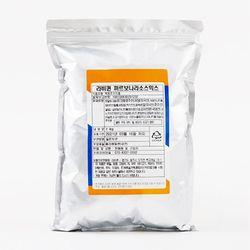 (소스) 까르보나라 소스 믹스 1kg