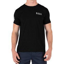 [5.11 택티컬] 슈퍼리어 에어파워 티셔츠 (블랙)