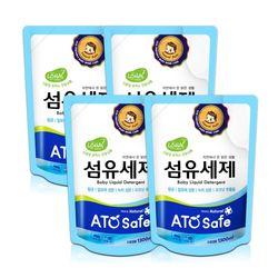 아토세이프 아기세제 (1.3L 4개)아토세이프세제