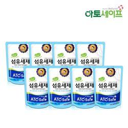 아토세이프 아기 세제1.3L 8개유아세제유아유연제