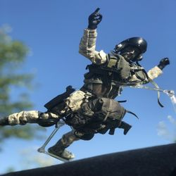 헤일로 HALO 특수부대 스페셜포스 특수전 특전사 육군