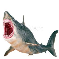 메갈로돈 Megalodon 상어 Shark 샤크 쥐라기 피규어