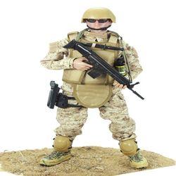 해병대 해병수색 해군 Marine Forces 피규어 NB01