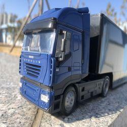 이베코 IVECO 트럭 트레일러 츄레라 모형 이탈리아
