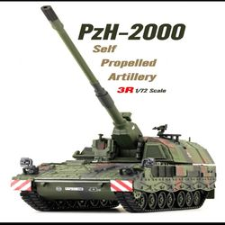 독일 육군 팬저파우스트 PZH-2000 자주포 기갑부대