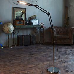 LED 스탠드 SL-E138 장스탠드3단계 밝기조절