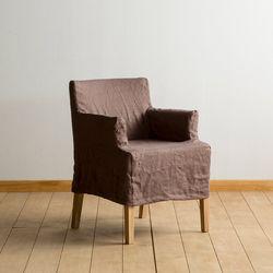 [스크래치] 누베스 의자 01 브라운