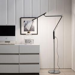 인텔리온 LED 장스탠드 SL-H858 4단계 밝기조절 색온조절