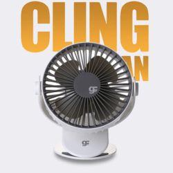 GFAN-CLING 지팬 클링 선풍기 집게형 클립형
