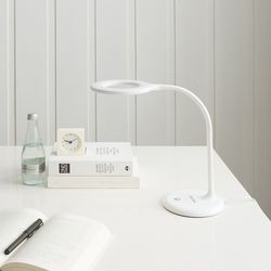 에듀리안 LED 데스크 스탠드 SL-E558 터치식 밝기 강약조절