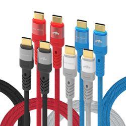 럭시 USB PD C타입 to C 60W 고속충전 케이블 30cm