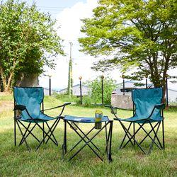 캠핑 테이블의자 세트