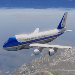 미국 대통령 전용기 공군1호기 에어포스원