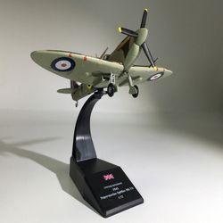 SpitFire 스피트파이어 전투기 프로펠러 공군 조종사