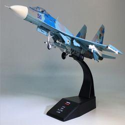 SU27 플랭커 Flanker 전투기 공군 파일럿 조종사