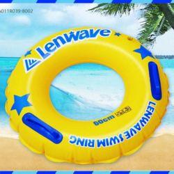 런웨이브 원형튜브 120cm  여름물놀이용품 목쿠션튜브