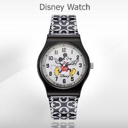 디즈니 정품시계OW134BK