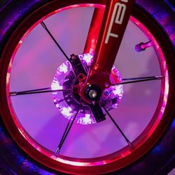 10초장착 자전거 휠라이트 바퀴등 USB충전형 라이딩