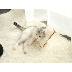 강아지 고양이 애견 식빵 넥쿠션