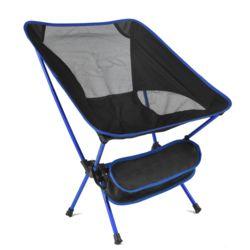 액티브 초경량 캠핑의자(블루)