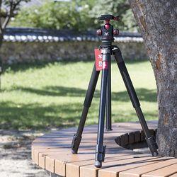 M4 에디션(와인) 스마트폰 카메라 볼헤드 삼각대