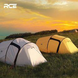 RCE 라브 백패킹 터널형 텐트 2인용