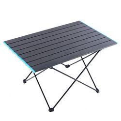 PULU 초경량 블랙 캠핑테이블 소형