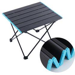 PULU 초경량 블랙 캠핑테이블 대형