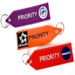 Priority Tag 프라이오리티 캐리어 가방 태그 네임텍