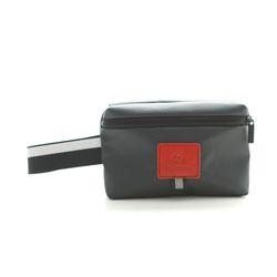 PARROM 핸드 파우치 블랙